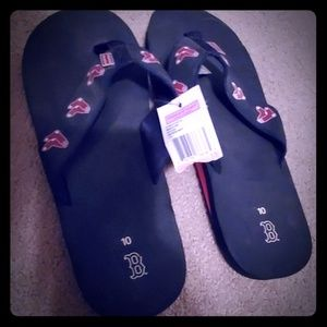 Vineyard Vines Red Sox Sandals Flip Flops